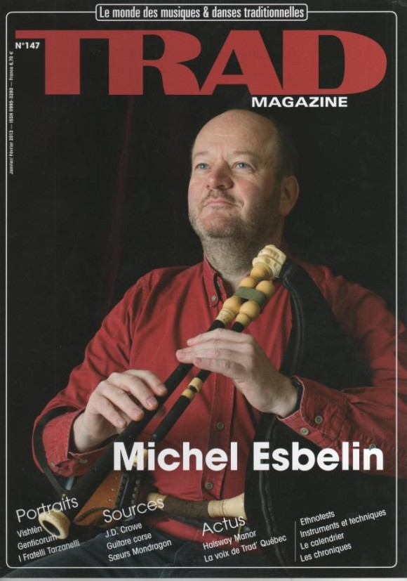 Interview Michel Esbelin – partie 1 : les années Péguri