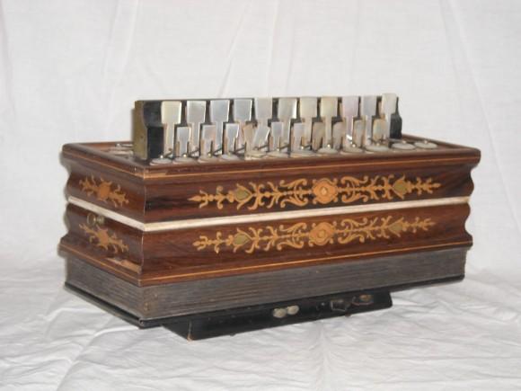 Michel Esbelin – partie 4 : l'accordéon